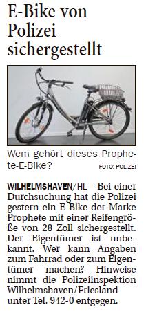 röder bikes vorsicht